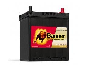 Autobaterie Banner Running Bull EFB 538 15, 38Ah, 12V ( 53815 )