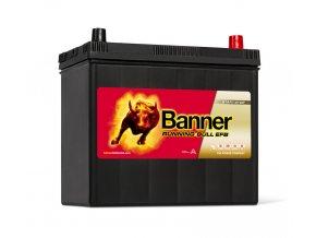 Autobaterie Banner Running Bull EFB 555 15, 55Ah, 12V ( 55515 )