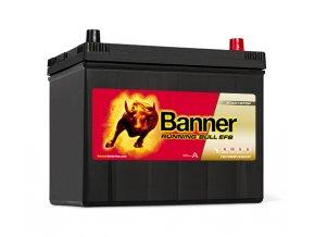 Autobaterie Banner Running Bull EFB 570 15, 70Ah, 12V ( 57015 )