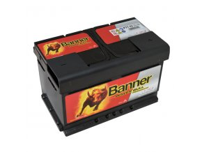 Autobaterie Banner Power Bull PROfessional P77 42, 77Ah, 12V ( PRO P77 42), technologie Ca/Ca