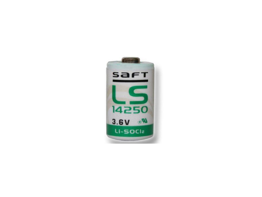 SAFT LS 14250 lithiový článek STD 3.6V, 1200mAh