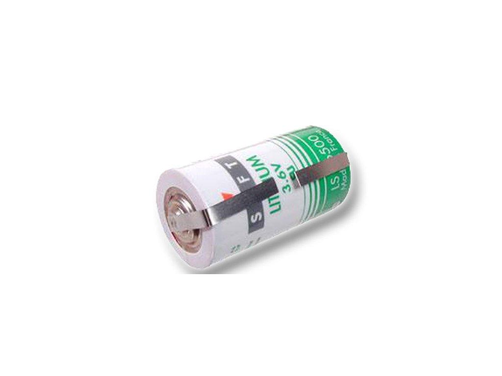 SAFT LS 26500 lithiový článek CNR 3.6V, 7700mAh