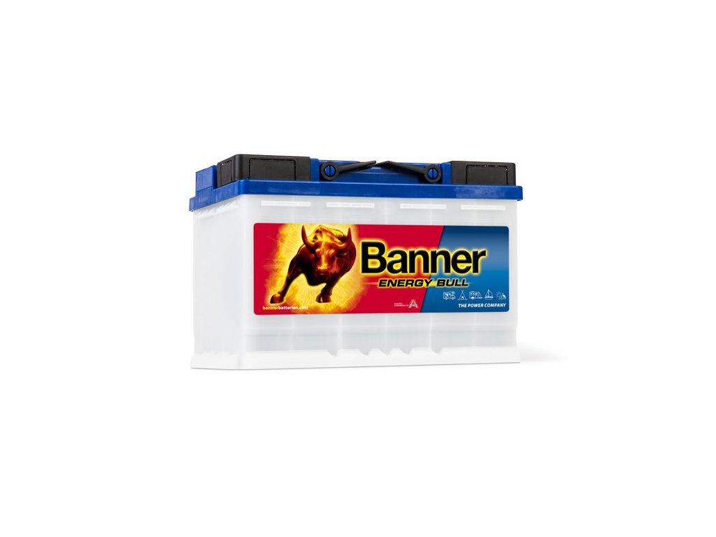 Trakční baterie Banner Energy Bull 956 01, 80Ah, 12V (95601)