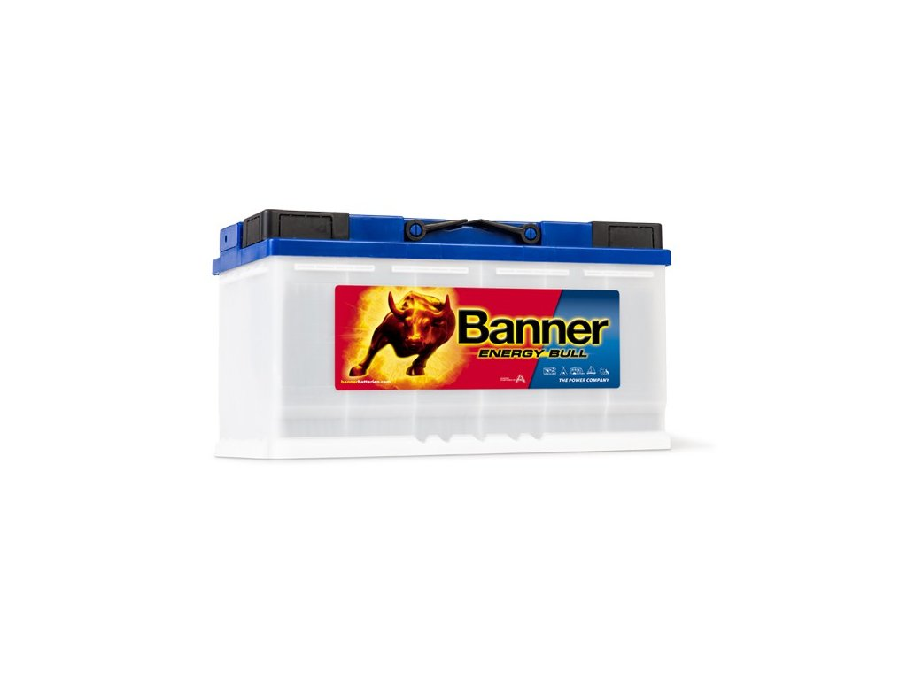 Trakční baterie Banner Energy Bull 957 51, 100Ah, 12V (95751)