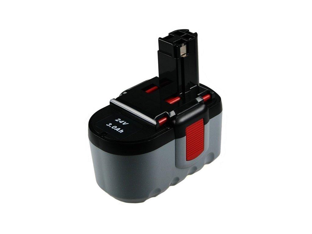 2-Power Baterie do AKU nářadí Bosch 11524/12524, 3000mAh, 24V, PTH0011A