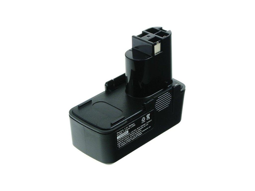 2-Power Baterie do AKU nářadí Bosch GBM 7.2/GDR50/GNS 7.2V/GSR 7.2V/GUS 7.2V/PSR 7.2VES-2, 3000mAh,