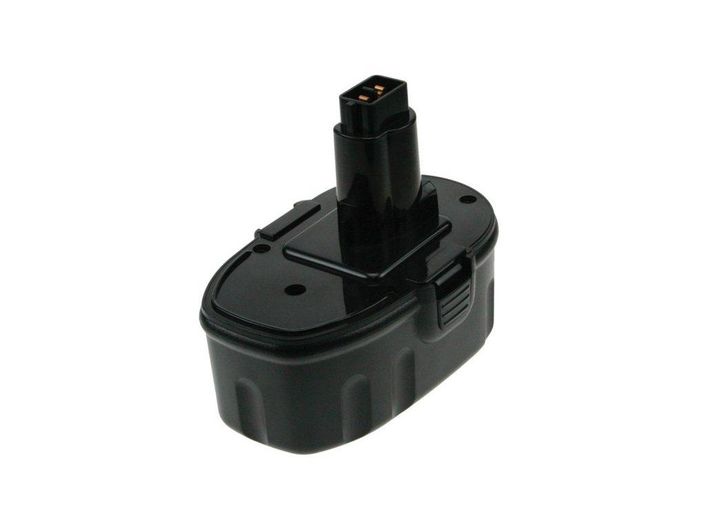 2-Power Baterie do AKU nářadí Dewalt DC380KA/DC380KB/DC380N/DC385/DC385K/DC390/DC390K/DC390KA/DC390K