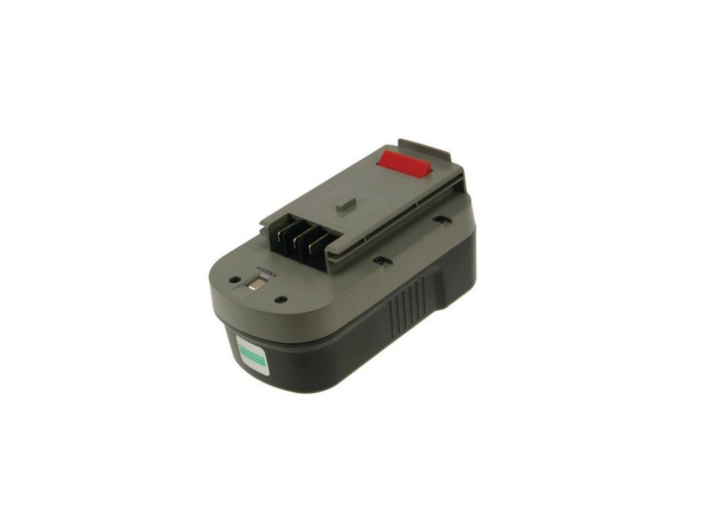 2-Power Baterie do AKU nářadí Black a Decker HPD18K-2/HPG1800/HPG18K-2/NHT518/NPP2018/NPT3118/NS118/