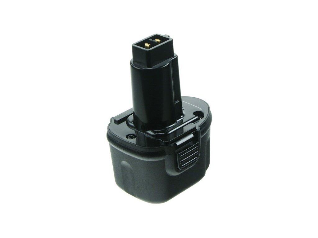 2-Power Baterie do AKU nářadí Dewalt DW920K/DW920K-2/DW925K/DW925K-2/DW968K, 3000mAh, 7.2V, PTH0087A