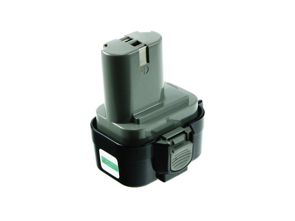 2-Power Baterie do AKU nářadí Makita 6207D/6207DWDE/6222D/6226D/6226DWBE/6226DWE/6260D/6503D/6503DWD