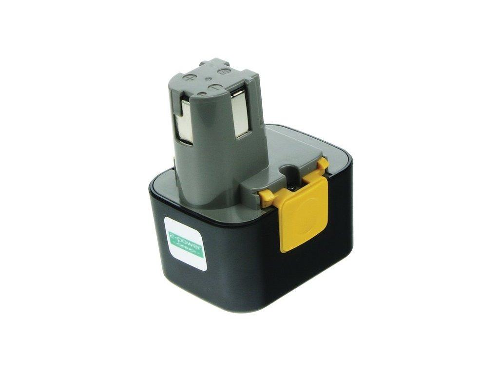 2-Power Baterie do AKU nářadí National EZ561/EZ562/EZ6265/EZ6265X/EZ6266/EZ6660/EZ6662, 2000mAh, 7.2