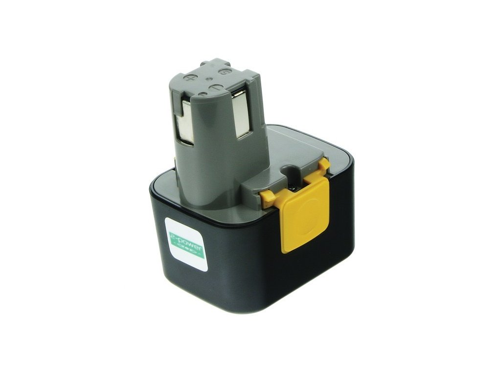 2-Power Baterie do AKU nářadí Panasonic EY3653/EY3653CQ/EY3654/EY3654CQ, 2000mAh, 7.2V, PTH0112A