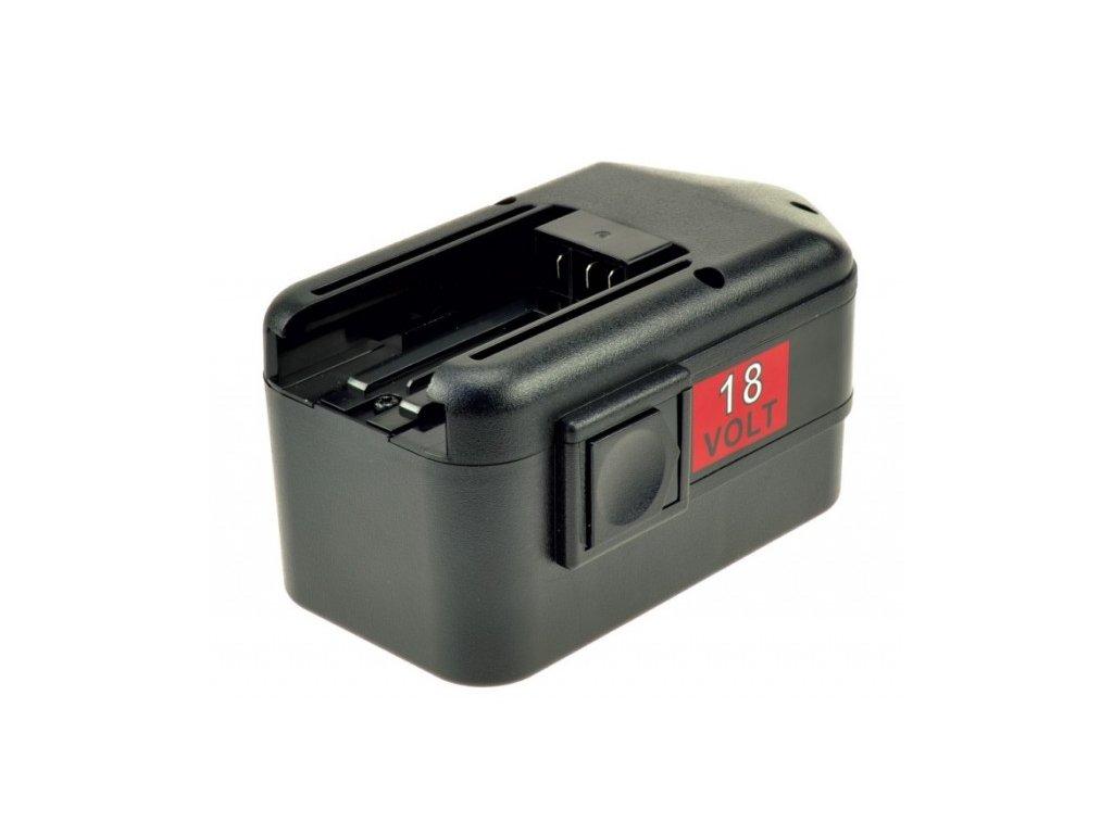 2-Power Baterie do AKU nářadí Milwaukee 0521-20/0521-21/0521-22/0522-20/0522-21/0522-22/0522-24/0522