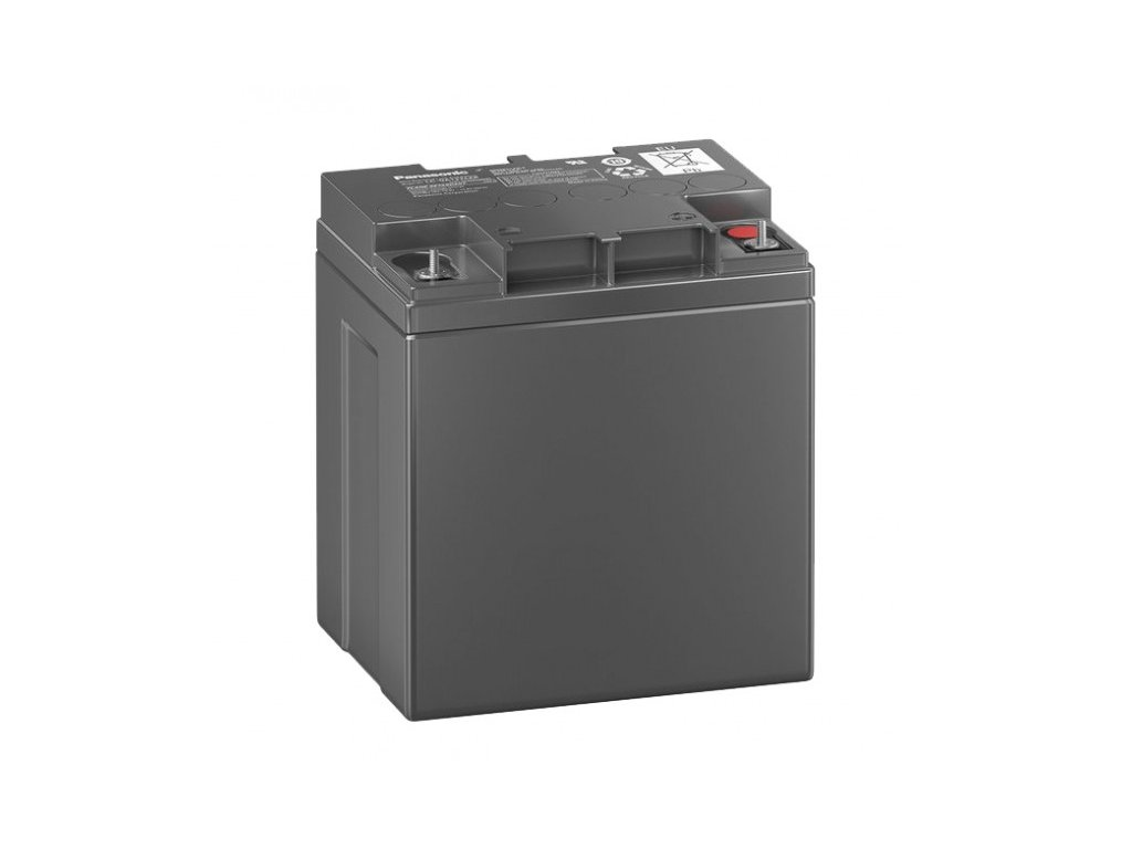 Panasonic LC-QA1224AP, 24Ah, 12V, záložní baterie