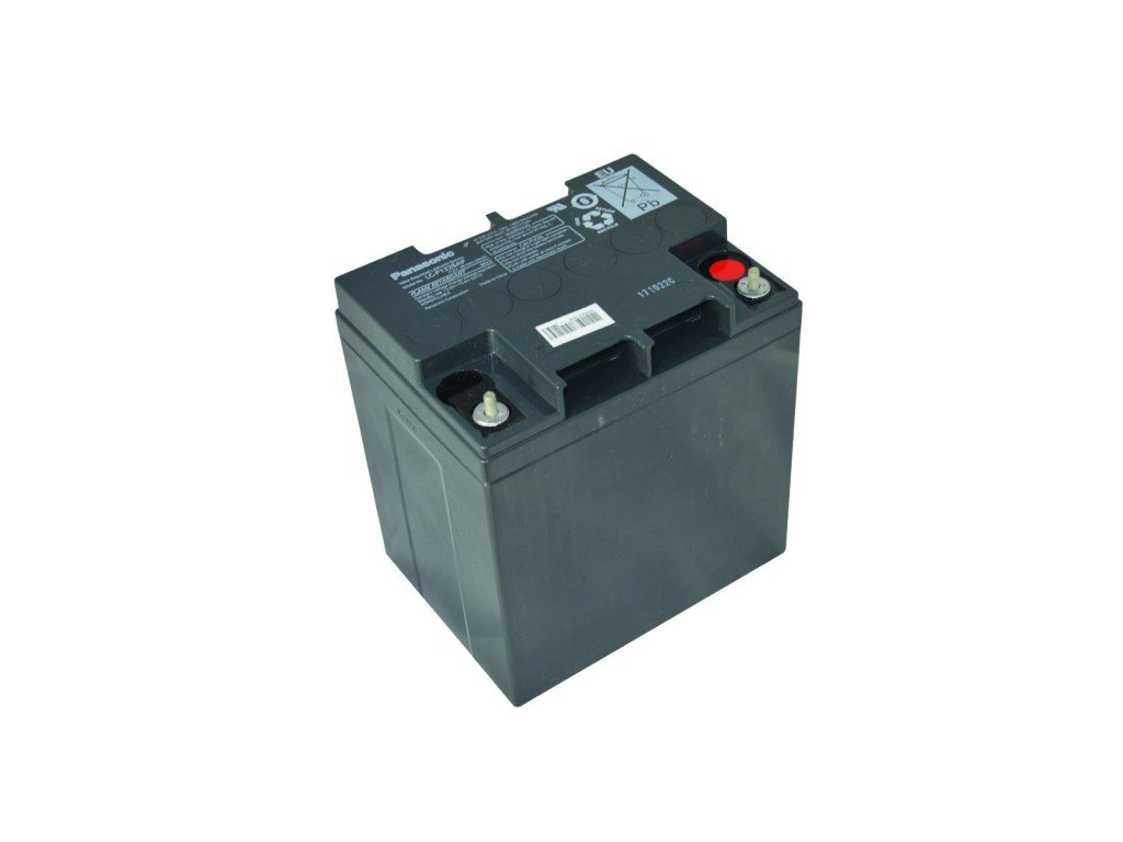 Panasonic LC-P1228AP, 12V - 28Ah, záložní baterie