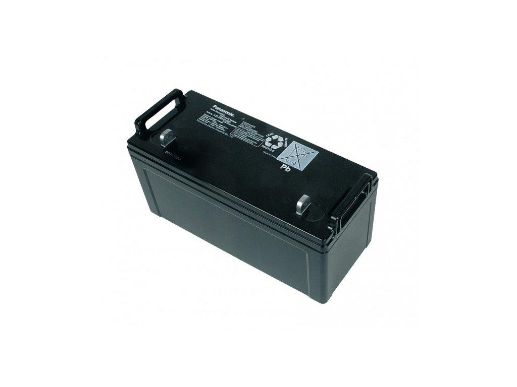 Panasonic LC-P12120P, 12V - 120Ah, záložní baterie