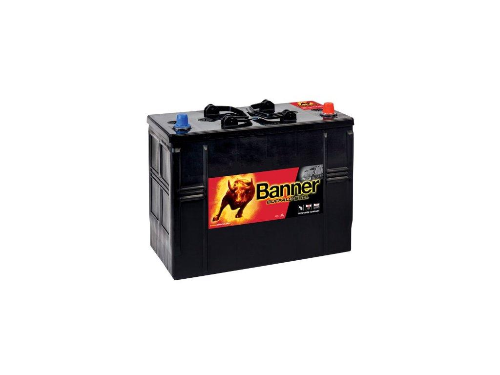 Autobaterie Banner Buffalo Bull 625 11, 125Ah, 12V ( 62511 )