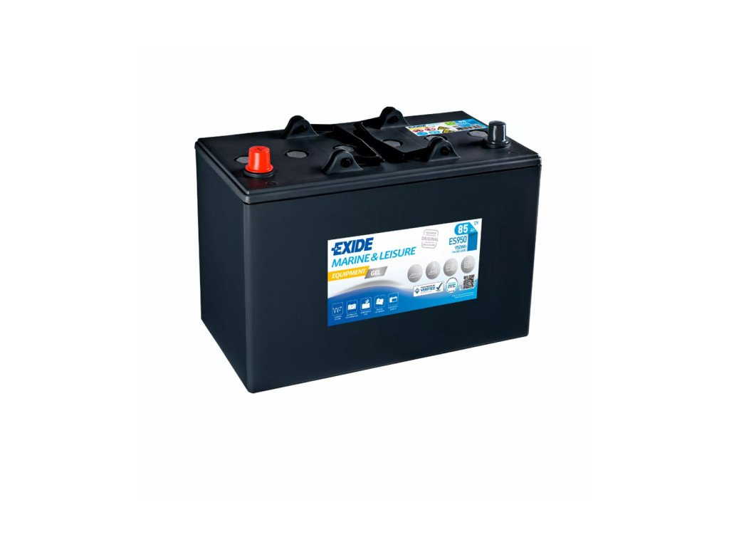 Baterie EXIDE EQUIPMENT GEL 85Ah, 12V, ES950 (ES 950)