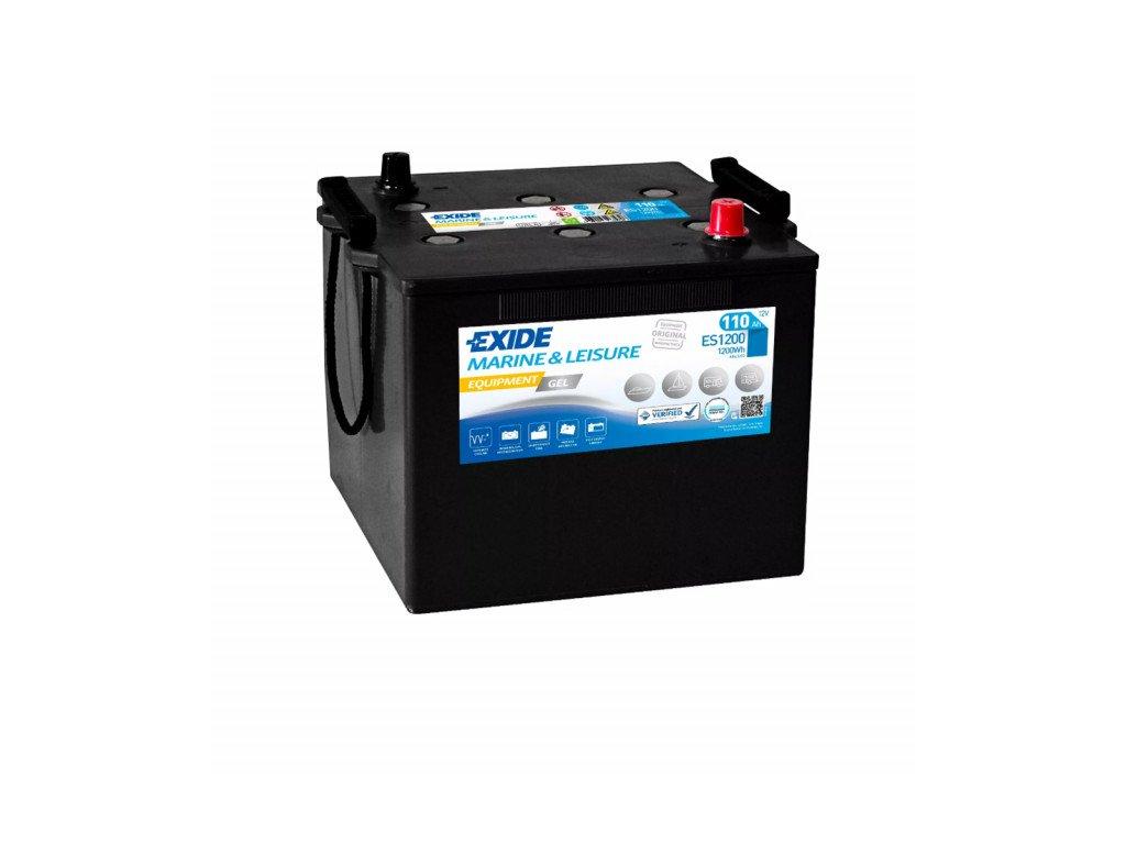 Baterie EXIDE EQUIPMENT GEL 110Ah, 12V, ES1200 (ES 1200)