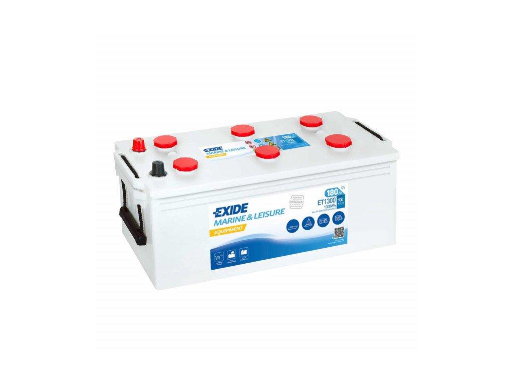 Baterie EXIDE EQUIPMENT 180Ah, 12V, ET1300 (ET 1300)