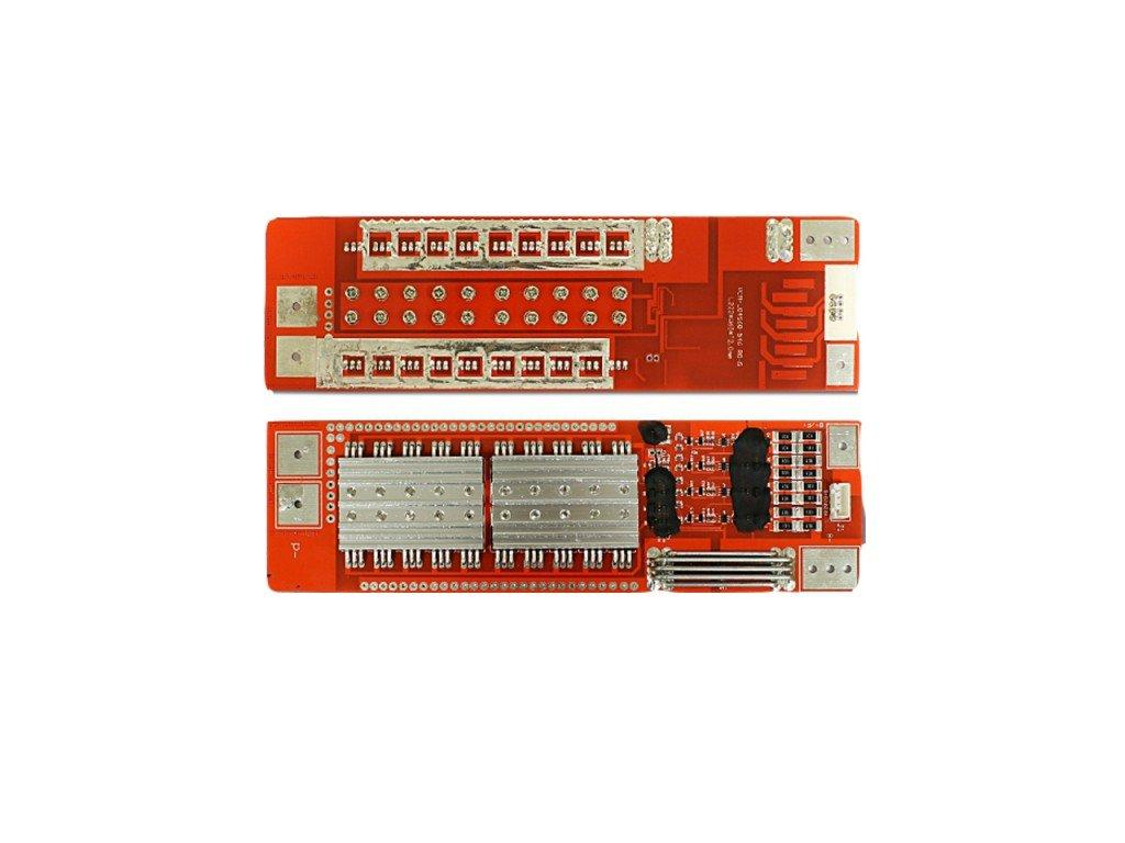 Balanční obvod pro 4 články (12V) LiFePO4/LiFeYPO4