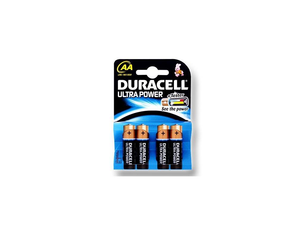 DURACELL Ultra článek 1.5V, AA (MX1500)