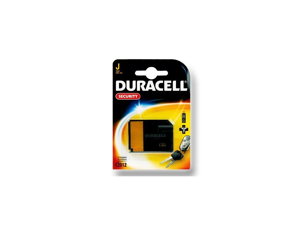 DURACELL Security článek 6V, 4LR61 (7K67)