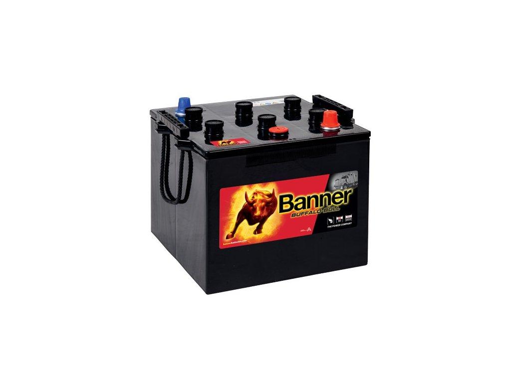Autobaterie Banner Buffalo Bull 625 23, 125Ah, 12V ( 62523 )