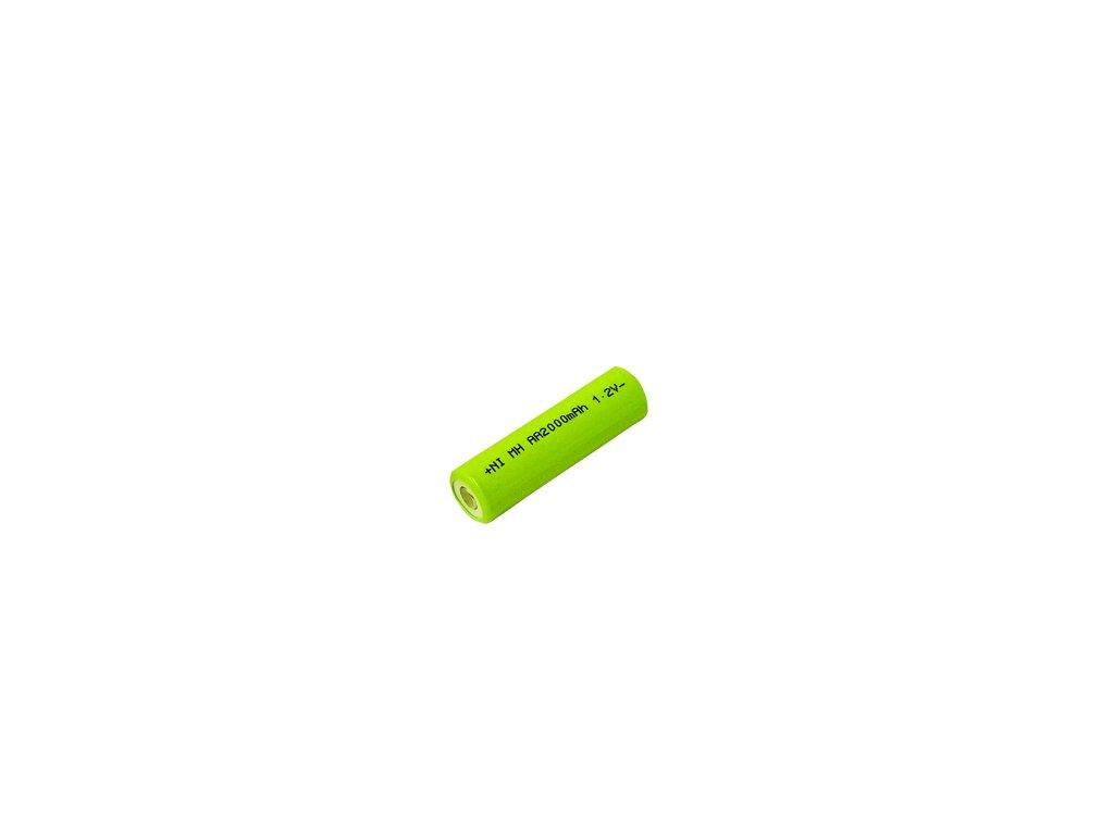 Nabíjecí průmyslový článek, baterie NiMh AA 1,2V 2000mAh