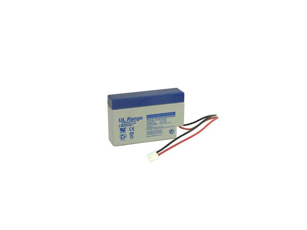 Ultracell UL0.8-12 (12V - 0,8Ah), VRLA-AGM záložní baterie