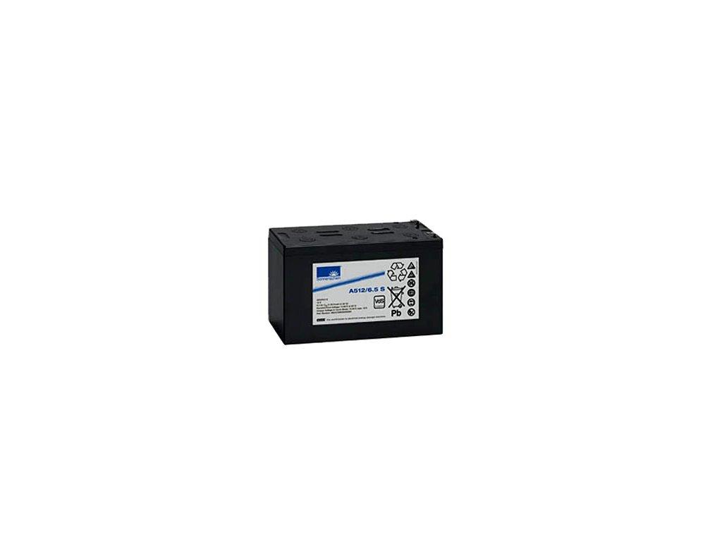 Gelový trakční akumulátor SONNENSCHEIN A512/6.5 S, 12V, 6,5Ah
