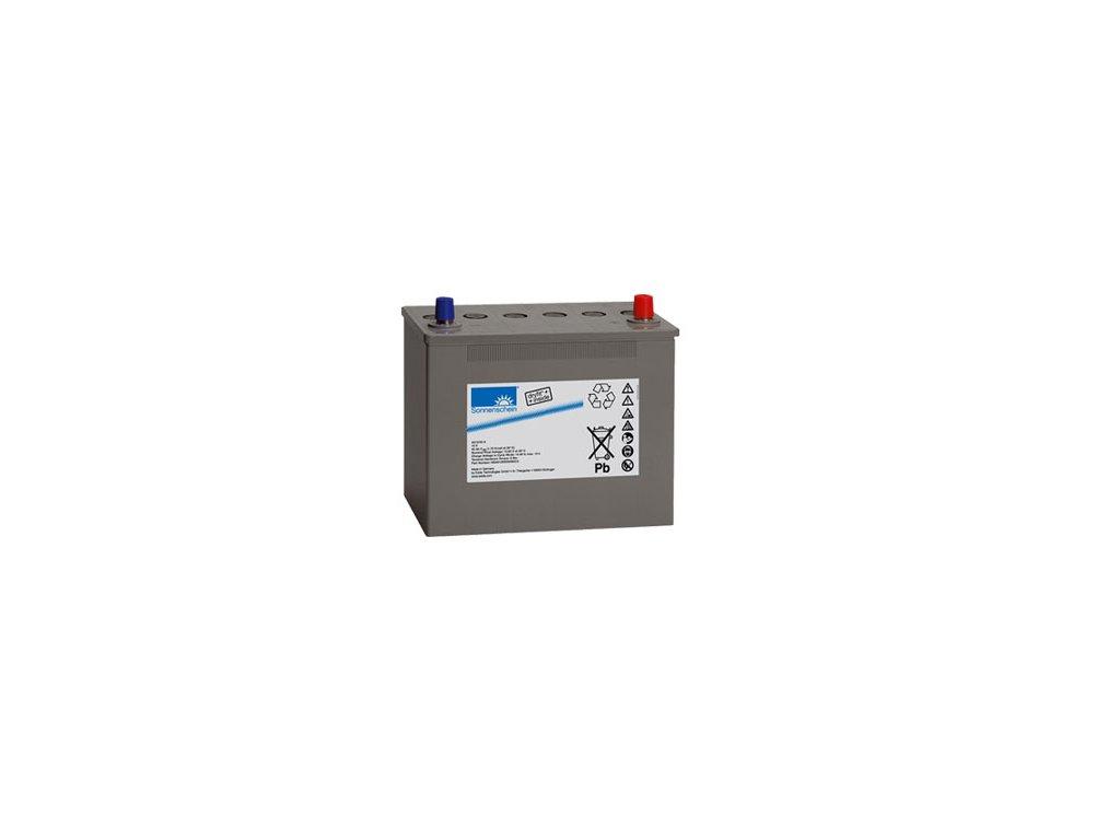 Gelový trakční akumulátor SONNENSCHEIN A512/40 A, 12V, 40Ah