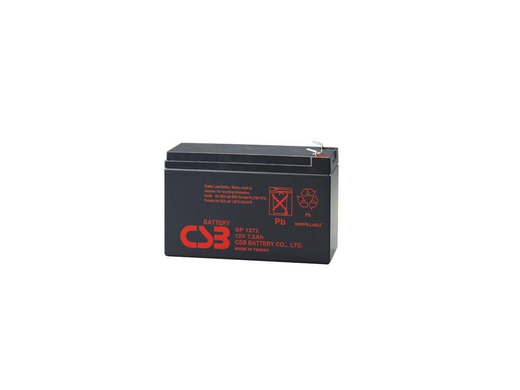 APC RBC110, alternativa bez příslušenství (1ks CSB GP1272 F2)
