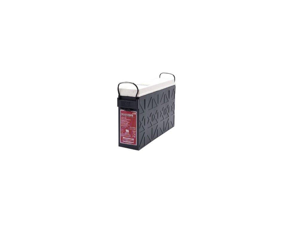 Baterie CSB TPL121250, 12V, 125Ah, front terminal