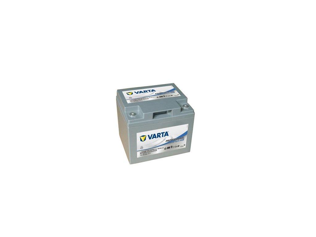 Trakční baterie Varta AGM Professional 830 050 035, 12V - 50Ah, LAD50B