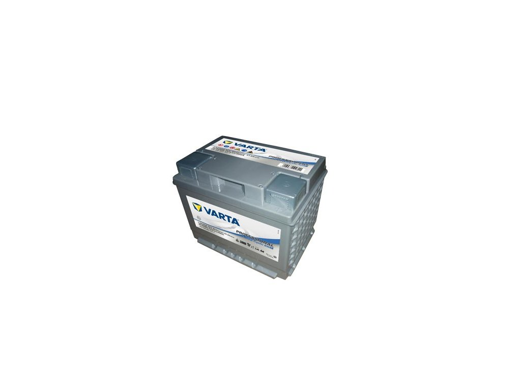 Trakční baterie Varta AGM Professional 830 050 044, 12V - 50Ah, LAD50A