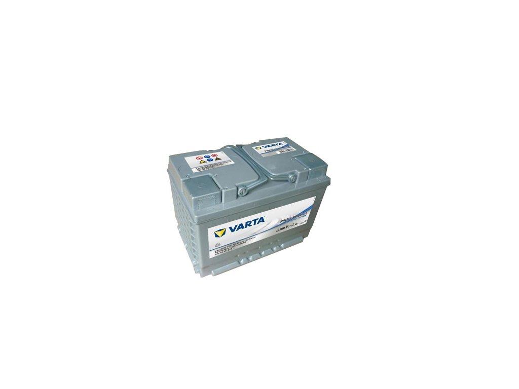 Trakční baterie Varta AGM Professional 830 060 051, 12V - 60Ah, LAD60B