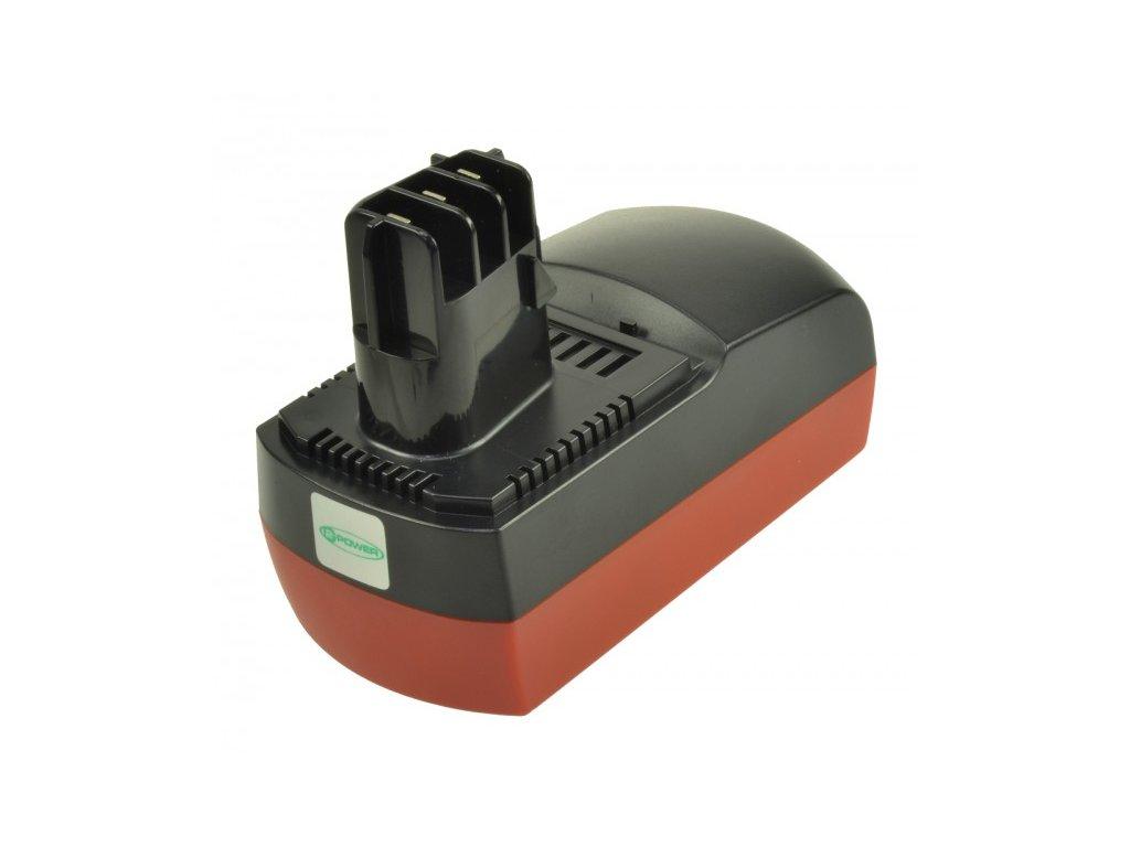 2-Power Baterie do AKU nářadí Metabo BSZ 18, 18V, 3000mAh, PTH0140A