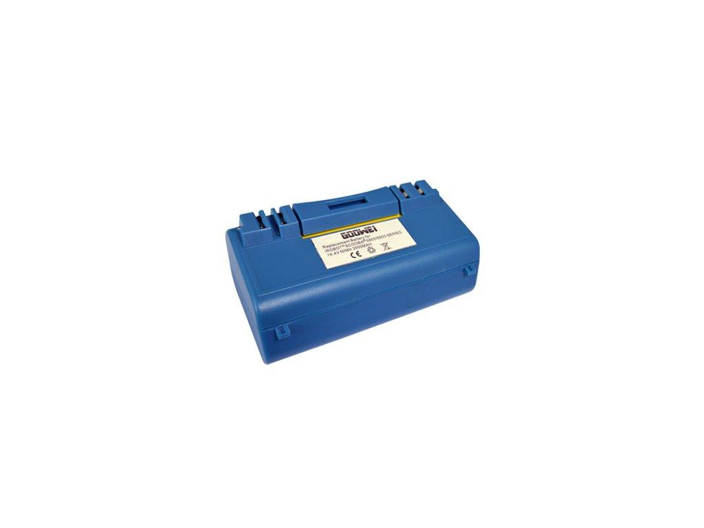 Goowei Baterie pro iRobot Scooba 300, 5000, 6000 - 3500mAh, neoriginální