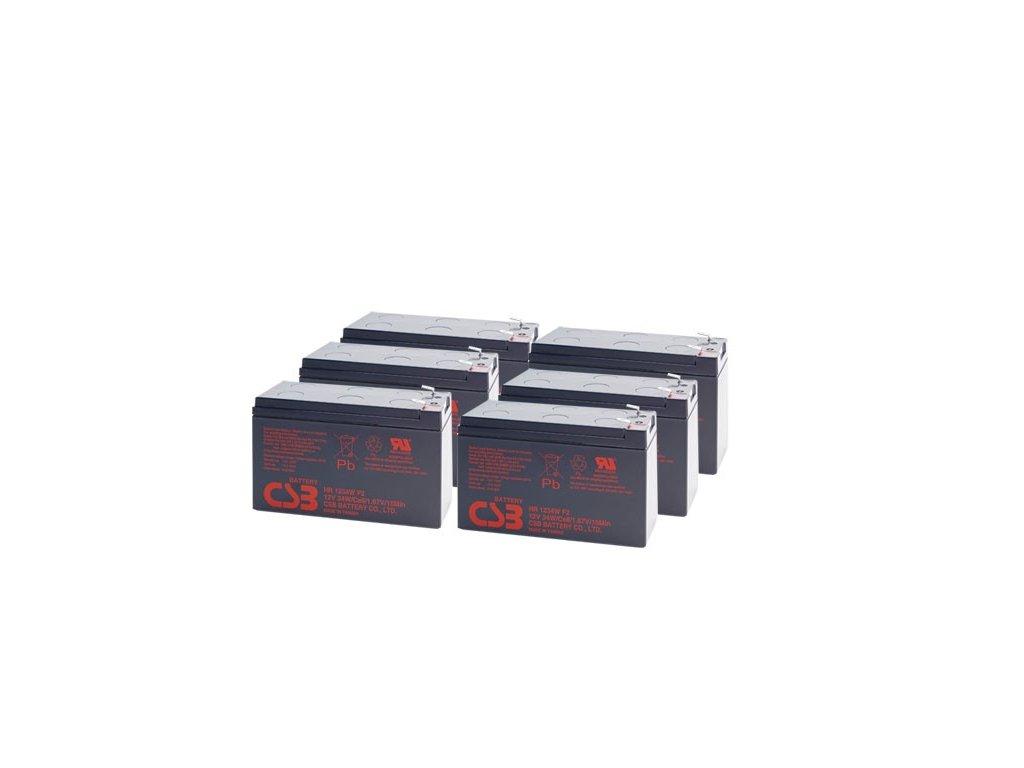 Baterie UPS Eaton EX 3000 - alternativa bez příslušenství