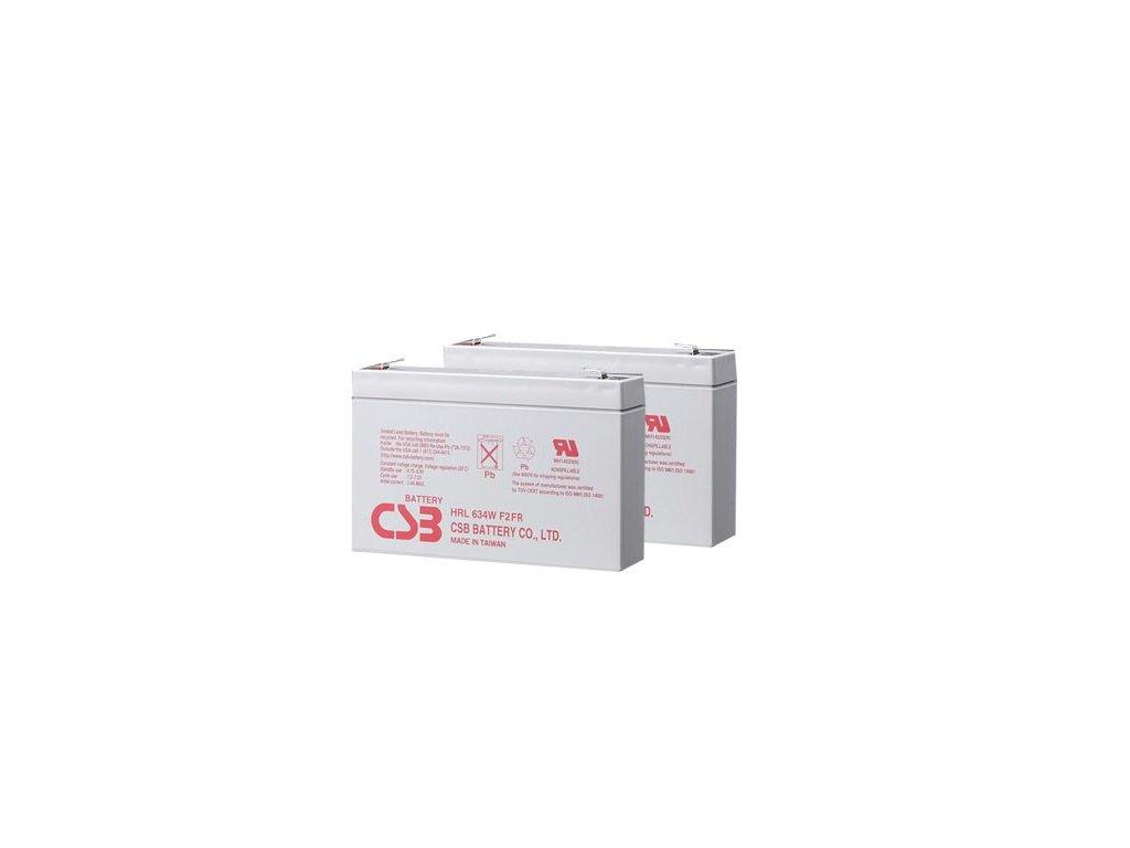 Baterie UPS Eaton 5P 650i R - alternativa bez příslušenství