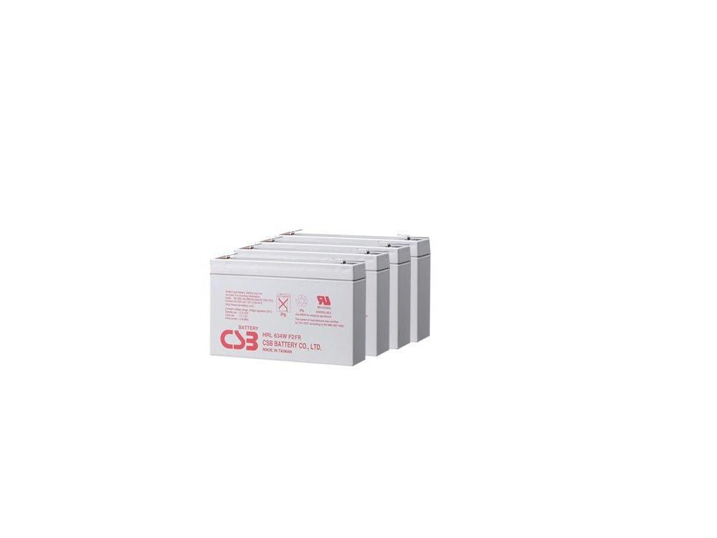 Baterie UPS Eaton 5P 1150i R - alternativa bez příslušenství