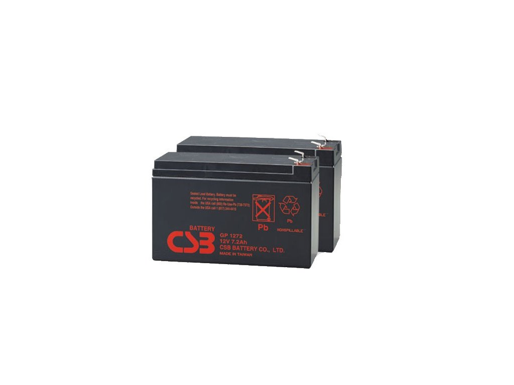 Baterie UPS Eaton PW5110 1000VA - alternativa bez příslušenství