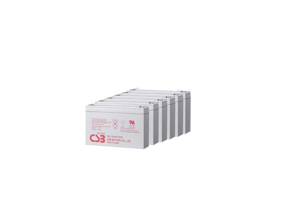 Baterie UPS Eaton PW5115RM 1500 - alternativa bez příslušenství