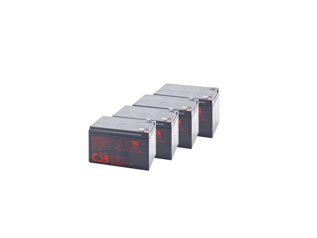 Baterie UPS Eaton PW5125 RM 2200i - alternativa bez příslušenství