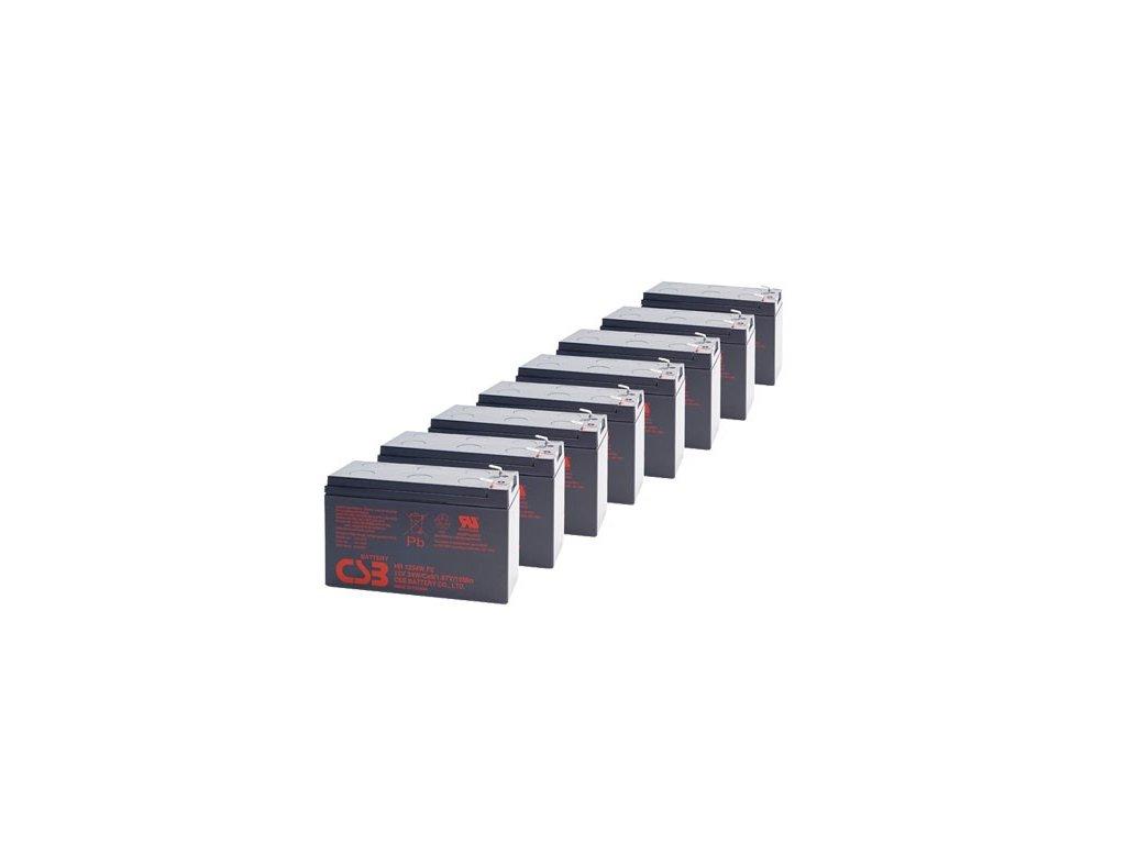 Baterie UPS Eaton PW5130 / EBM 48V - alternativa bez příslušenství