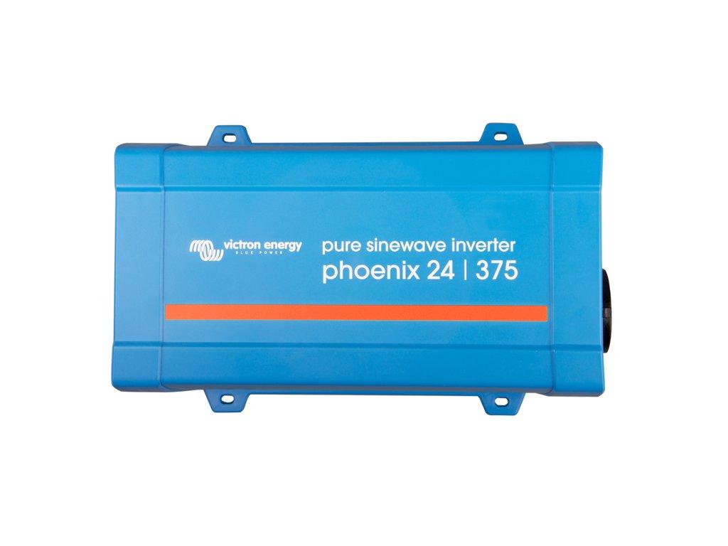 Měnič napětí SINUS Victron Energy Phoenix VE.Direct 375VA 24V