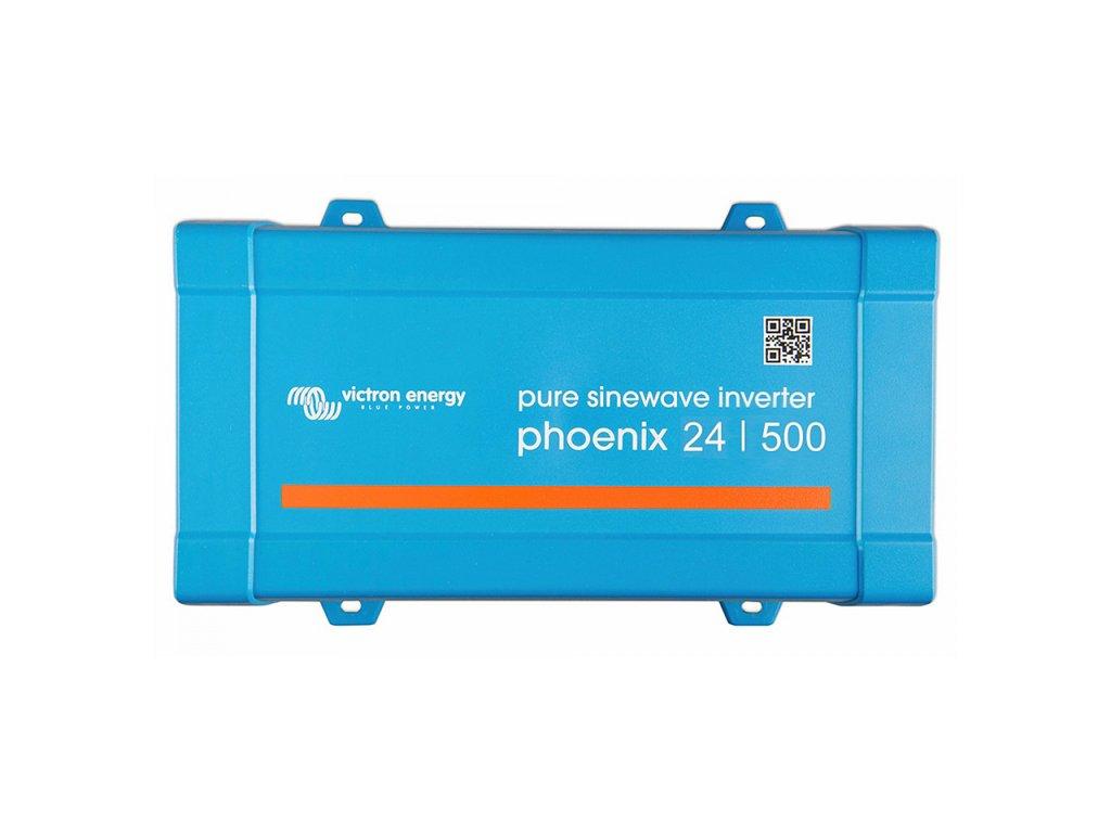 Měnič napětí SINUS Victron Energy Phoenix VE.Direct 500VA 24V