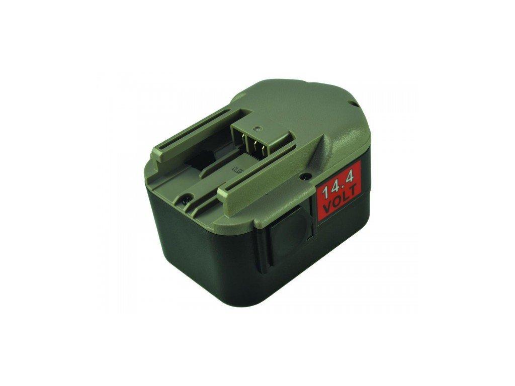 2-Power Baterie do AKU nářadí Milwaukee 0511-21, 14.4V, 3000mAh, PTH0153A