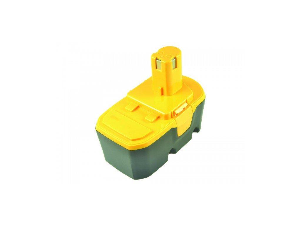 2-Power Baterie do AKU nářadí Ryobi BID-1801M, 18V, 3000mAh, PTH0164A
